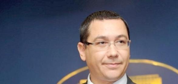 """Victor Ponta a semnat proiectul """"cablul submarin"""""""