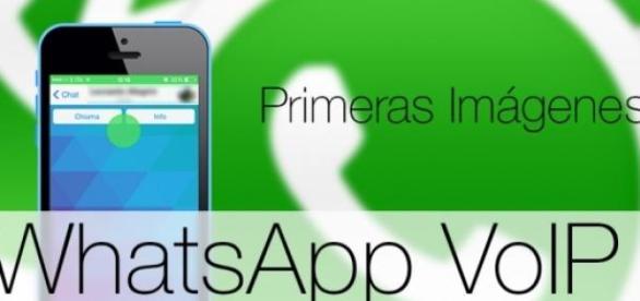 Whatsapp voIP: Llamadas gratis