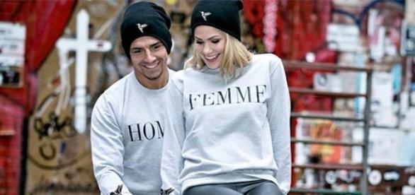 Angelinas neue Modekollektion (Foto: Facebook)