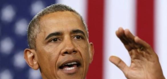 Barack Obama donne une tranquilité aux Américains.