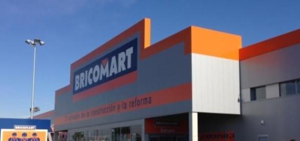 Centro de Bricomart en imagen de archivo