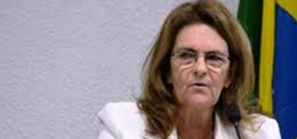 Graça Foster: de saída da Petrobras