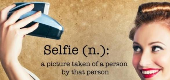 Taking a Selfie - curing depression