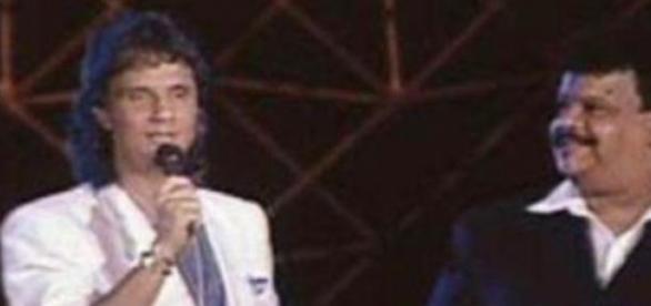 Tim no Especial de Roberto (1985) da Rede Globo