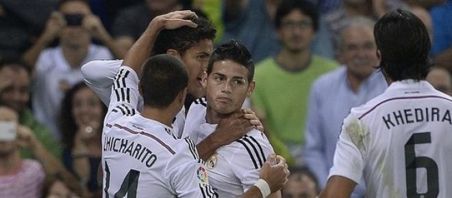 Partido aplazado, Real Madrid - Sevilla