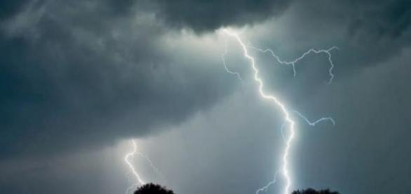 A tempestade é uma necessidade da natureza