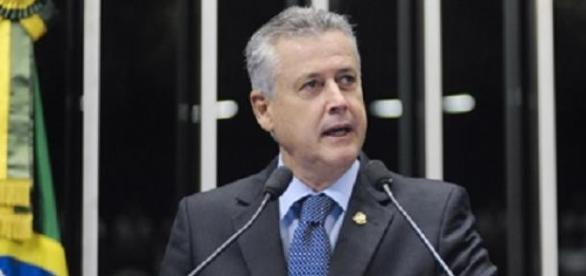 Atual governador do DF, Rodrigo Rollemberg
