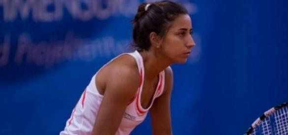 Buyukakcay proved too strong for Heather Watson