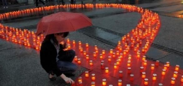 Chaque jour, 5700 personnes meurent du Sida.