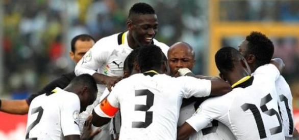 Gana está na final da CAN com a Costa do Marfim
