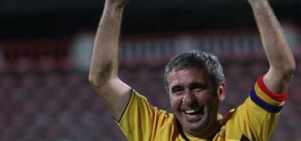 Gheorghe Hagi - regele fotbalului romanesc