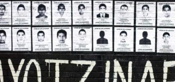 Le Parlement européen supporte Ayotzinapa.