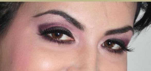machiaj in functie de culoarea ochilor
