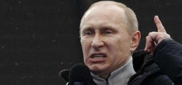 Vladimir Putin, presedintele Rusiei