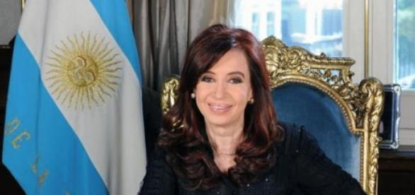 Actuala presedinta a Argentinei
