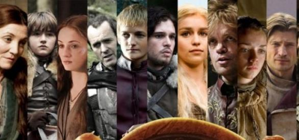 Os planos originais para 'Game of Thrones'