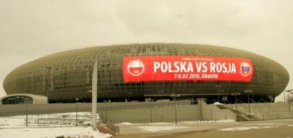 Tauron Kraków Arena 06 luty 2015 rok
