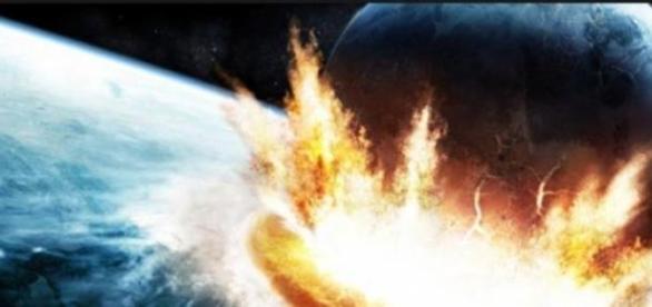 Un asteroid urias va lovi oceanul langa Porto Rico