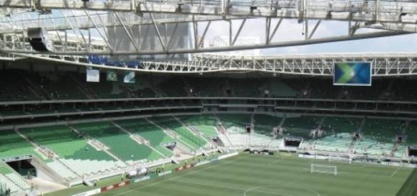 Allianz Parque será o palco do clássico