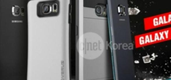 Galaxy S6 en 5 versiones CNET Corea