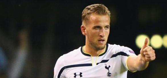 Harry Kane é o novo herói do Tottenham