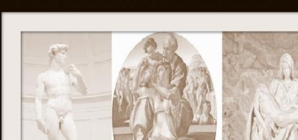 Imagini cu operele genialului artist Michelangelo