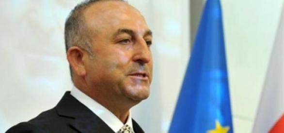 Mevlut Cavusoglu, ministrul de externe al Turciei