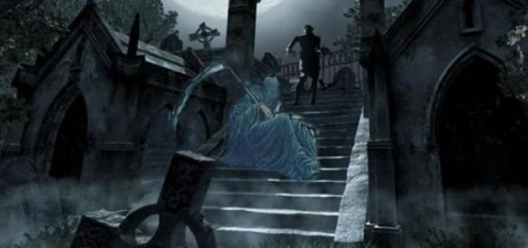 Os cemitérios ficam cada vez mais cheios