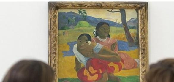 Tablou de Gauguin, vandut pentru o suma record