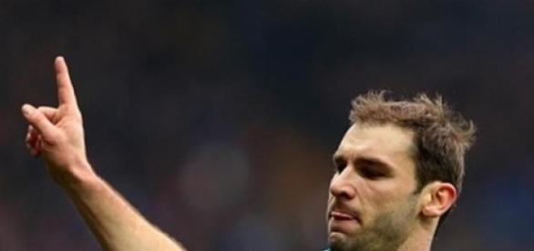 Branislav Ivanovic scored Chelsea's winner