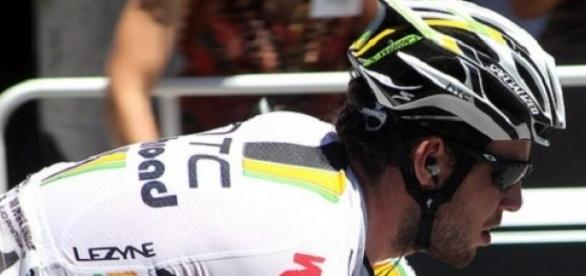Mark Cavendish took the Tour of Dubai title
