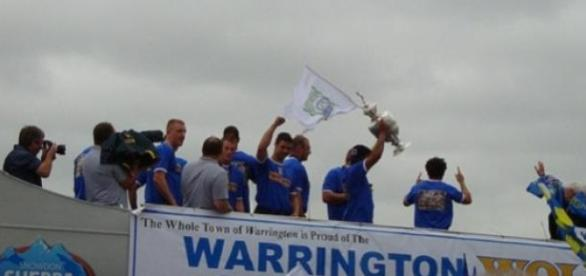 Opening day triumph for Warrington Wolves