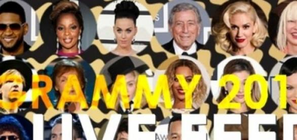 Decernarea premiilor Grammy  2015