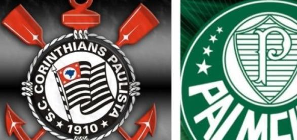 Duelo entre rivais aconteceu no Allianz Parque