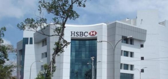 HSBC envolvido em fraude fical