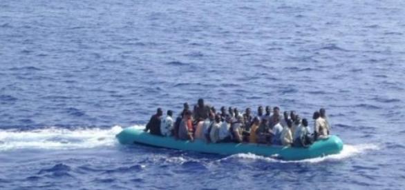 L'immigration clandestine est un fléau en Italie.