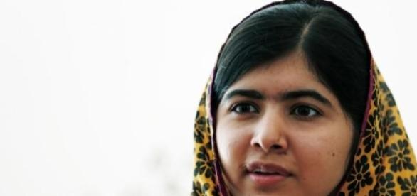 Malala Yusafzai démontre l'importance d'étudier.