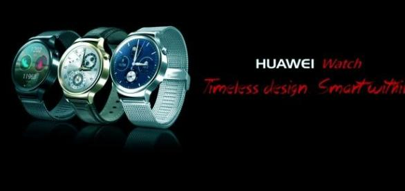 El nuevo smart watch de Huawei, una semana antes.