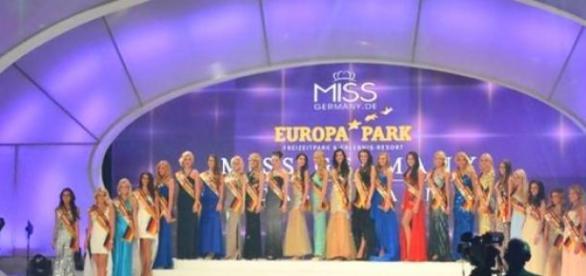 Miss Germany Finale 2015 im Europa-Park