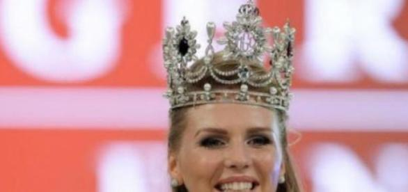 Olga Hoffmann ist Miss Germany 2015 - Foto: DPA.