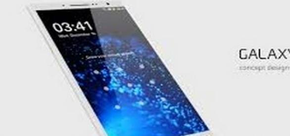 Samsung galaxy S6 coloris blanc