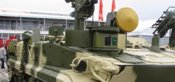 Tehnologie militara ruseasca de ultima ora