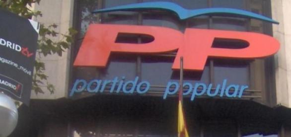 Actual sede del Partido Popular