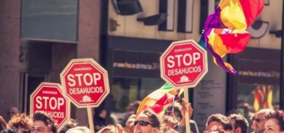 Detenidos 18 activistas por una protesta ciudadana