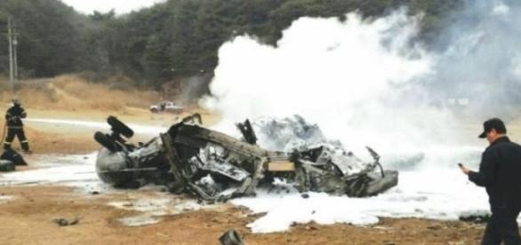 Doua elicoptere s-au prabusit in Argentina