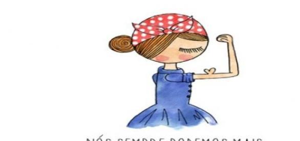 Ilustração de Mônica Crema. Fonte: Pinterest