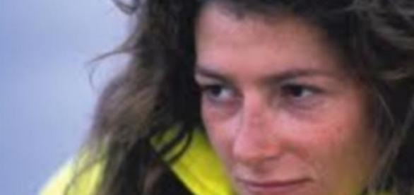 La navigatrice Florence Arthaud