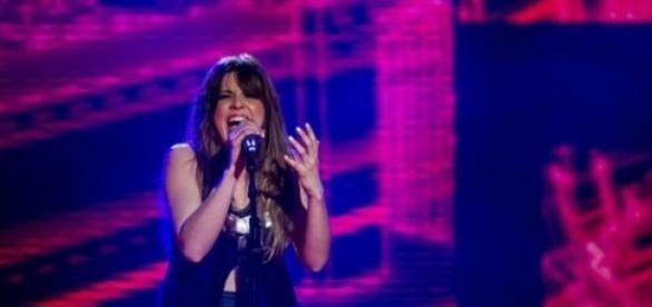 Leonor Andrade venceu o Festival da Canção 2015