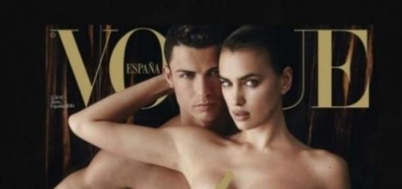 Ronaldo e Irina romperam no final de 2014