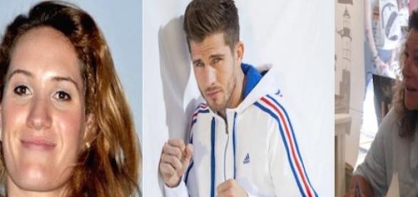 Trois athlètes français sont morts dans le crash.